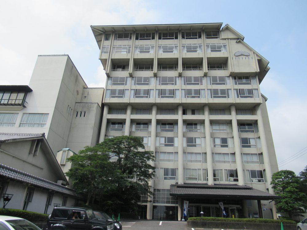 ホテル白菊 売店